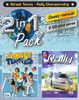 2in1 Pack - Rally Championship + Street Tennis (PC)