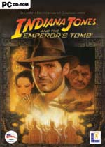 Indiana Jones and the Emperors Tomb (PC)