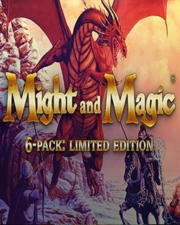 Might and Magic 1 - 6 Collection (DIGITAL)