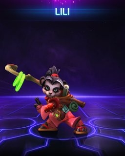 Li Li Heroes of the Storm (PC DIGITAL)