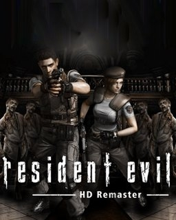 Resident Evil HD REMASTER (DIGITAL)
