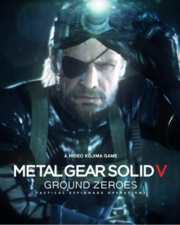 Metal Gear Solid V Ground Zeroes (DIGITAL)