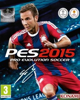 Pro Evolution Soccer 2015 (DIGITAL)