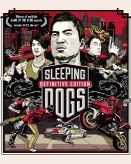 Sleeping Dogs Definitive Edition (DIGITAL)