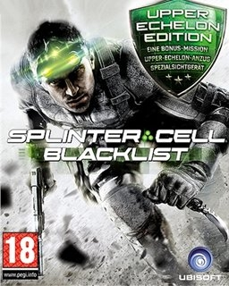 Tom Clancys Splinter Cell Blacklist Upper Echelon (DIGITAL)