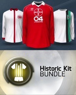 FIFA 15 - Historic Club Kits (DIGITAL)