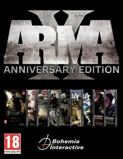 Arma X Anniversary Edition (DIGITAL)