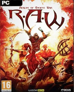 R.A.W. Realms of Ancient War RAW (DIGITAL)
