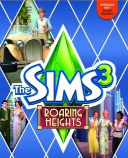 The Sims 3 Roaring Heights (DIGITAL)