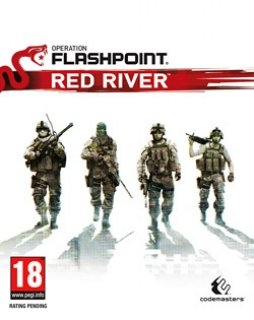 Operation Flashpoint Red River Steam (DIGITAL)