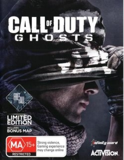 Call of Duty Ghosts Limited Edition (DIGITAL)
