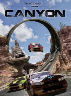 TrackMania 2 Canyon (DIGITAL)