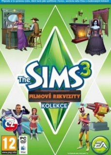 The Sims 3 Filmové Rekvizity (PC DIGITAL)