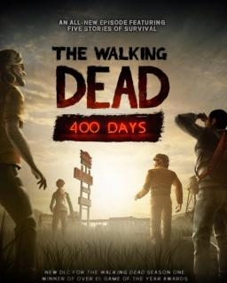 The Walking Dead 400 Days (DIGITAL)