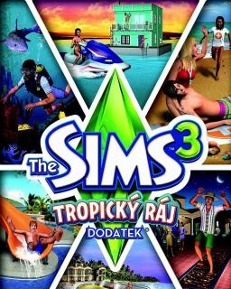 The Sims 3 Tropický Ráj (DIGITAL)