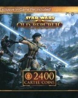 Star Wars The Old Republic 2400 Cartel Coins (DIGITAL)