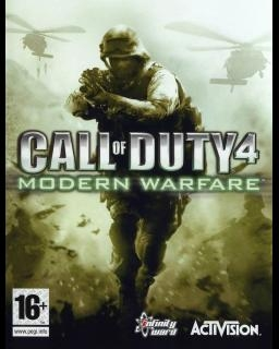 Call of Duty 4 Modern Warfare Steam (DIGITAL)
