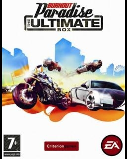 Burnout Paradise the Ultimate Box (DIGITAL)