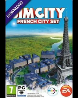 SimCity French City Pack (DIGITAL)