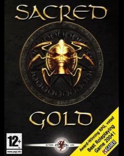 Sacred Gold (DIGITAL)