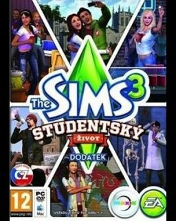 The Sims 3 Studentský život (DIGITAL)
