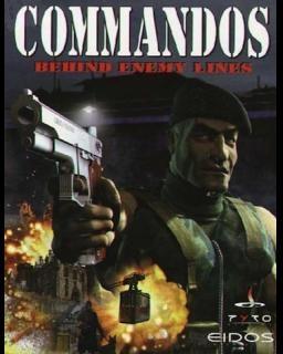 Commandos Behind Enemy Lines (PC DIGITAL) (DIGITAL)