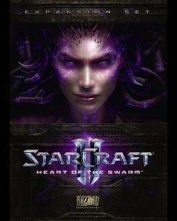 StarCraft 2 Heart of the Swarm (PC DIGITAL) (PC)