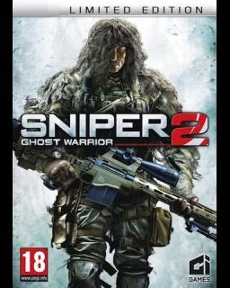Sniper Ghost Warrior 2 Limited Edition (DIGITAL)