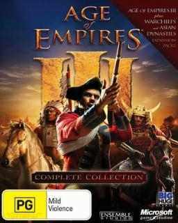 Age of Empires III Complete Collection (DIGITAL) (PC)