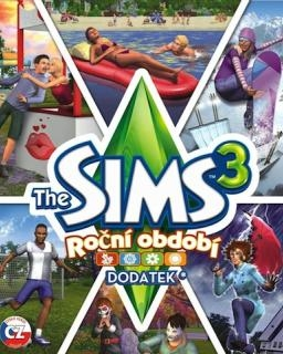 The Sims 3 Roční Období (PC DIGITAL) (PC)