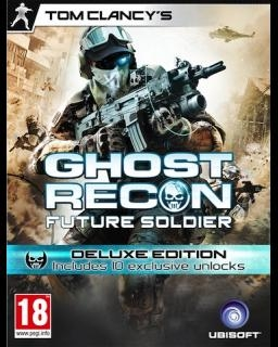 Tom Clancys Ghost Recon Future Soldier Deluxe Edition (DIGITAL)