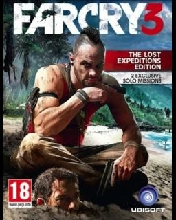 Far Cry 3 Lost Expedition Edition (PC DIGITAL) (PC)