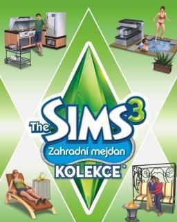 The Sims 3 Zahradní Mejdan (PC DIGITAL)