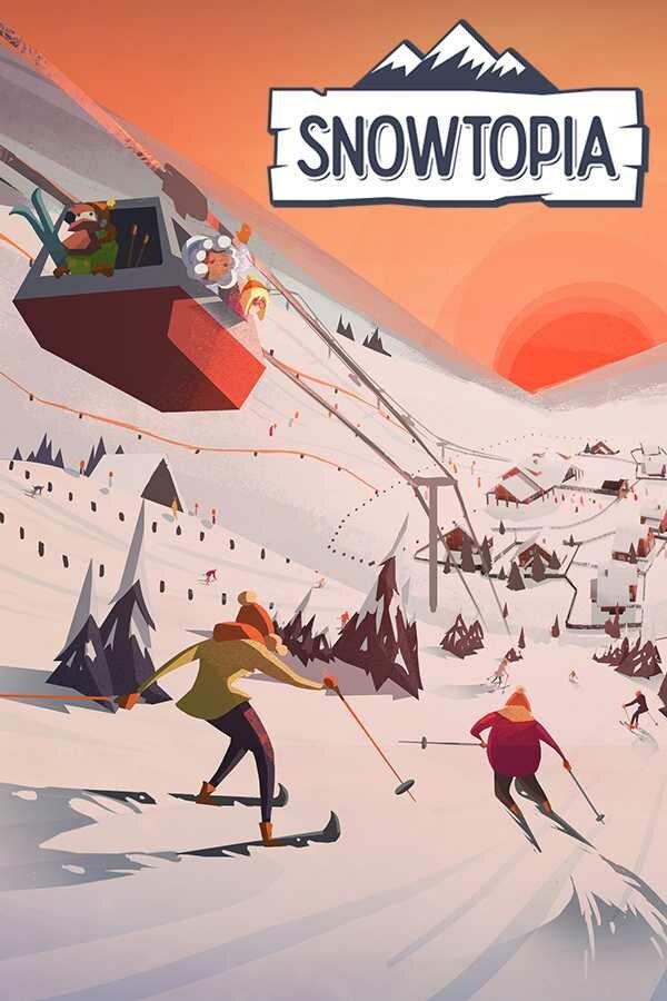 Snowtopia: Ski Resort Tycoon +