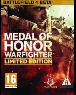 Medal of Honor Warfighter Limited Edition (DIGITAL)