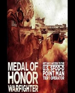 Medal of Honor Warfighter SFOD-D Point Man DLC (DIGITAL)