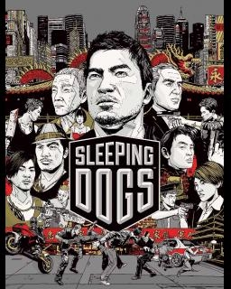 Sleeping Dogs (PC DIGITAL)