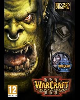 Warcraft 3 + Frozen Throne (DIGITAL)