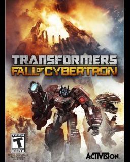 Transformers Fall Of Cybertron (DIGITAL)