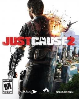 Just Cause 2 (DIGITAL)