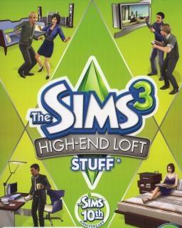 The Sims 3 Luxusní bydlení (DIGITAL)