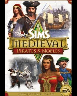 The Sims Medieval Pirates and Nobles (DIGITAL)