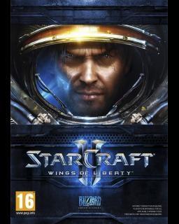 Starcraft 2 Wings of Liberty (DIGITAL)