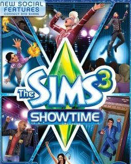 The Sims 3 Showtime (DIGITAL)