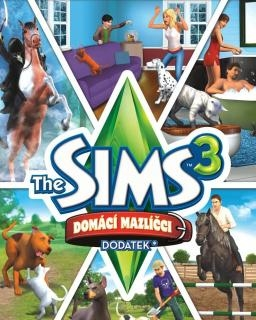 The Sims 3 Pets Domácí Mazlíčci (DIGITAL)