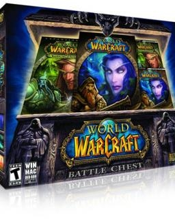 World of Warcraft Battlechest + 30 Dní + World of Warcraft Classic | WOW (PC DIGITAL) (PC)