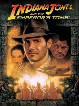 Indiana Jones and The Emperor's Tomb Steam (DIGITAL)