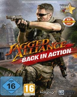 Jagged Alliance - Back in Action (DIGITAL)