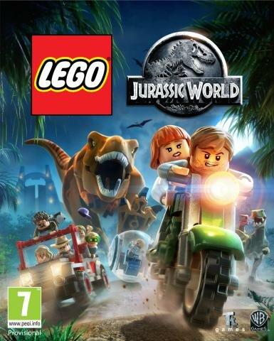 LEGO Jurassic World (PC) Steam +