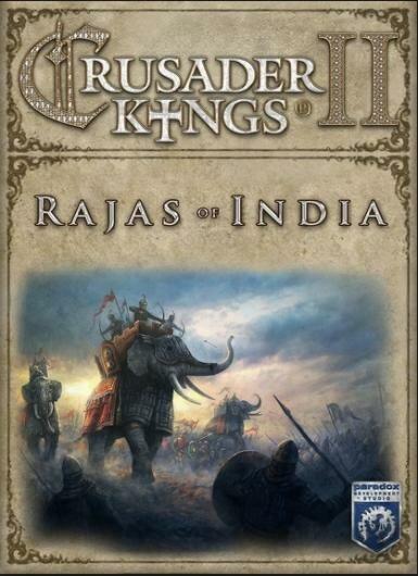 Expansion - Crusader Kings II: Rajas of India (PC) Steam +